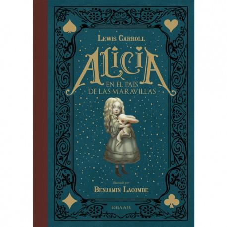 Alicia en el país de las Maravillas.