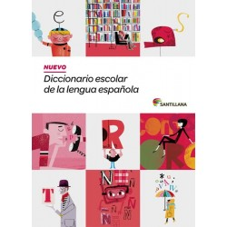 Dicc Español escolar Santillana