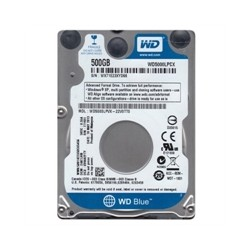 "Western Digital WD5000LPCX HD 500GB 2.5"" 5R SATA3"