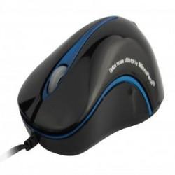 Ratón nano negro/azul 3Go