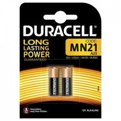 Pila alkalina A23 LRV03 Duracell