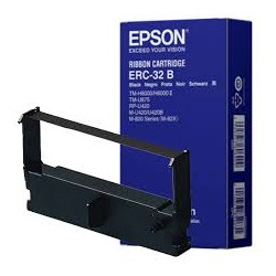Cinta impresora Epson ERC-32 B negr