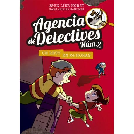 Agencia de detectives nº2: 3 reto 24 horas. La Galera