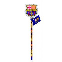 Lápiz goma Fc Barcelona