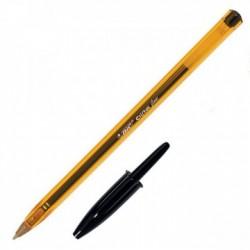 Bolígrafo Bic naranja negro