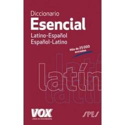Dicc latino-esp/esp/latino Vox