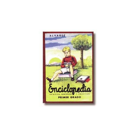 Enciclopedia álvarez primer grado. Edaf