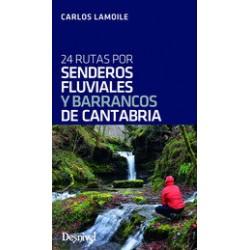 Senderos fluviales Cantabria. Desnivel