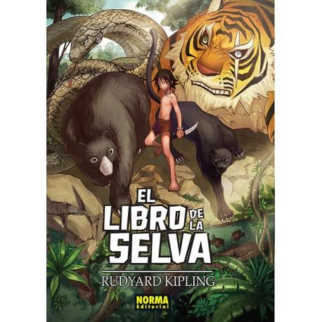 Libro de la selva, El. (Manga). Norma
