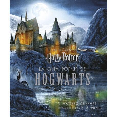 Harry Potter guía Pop Up de Hogwarts