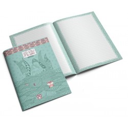 Libreta A5 Green Forest Make Notes
