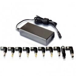 Cargador universal de portátil. Automático. 90W. Leotec