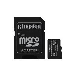 Tarjeta microSD HC 32Gb Kingston