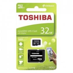 32Gb MicroSDHC Toshiba