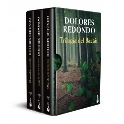 Pack trilogía del baztán. Booket
