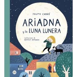 Ariadna y la luna lunera. Baobab