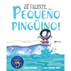 Sé valiente, pequeño pingüino. Bruño