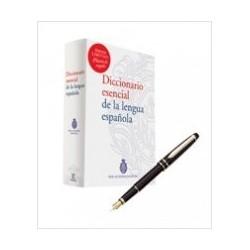 Dicc esencial lengua española RAE.