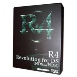 Cartucho Nintendo DS R4-iii Upgrade