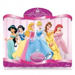 Alfombrilla ratón Princesas Disney