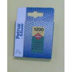 Grapas nº 530/8 1200 grapas Petrus