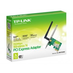 Adaptador PCI Express 150Mbps TL- WN781ND