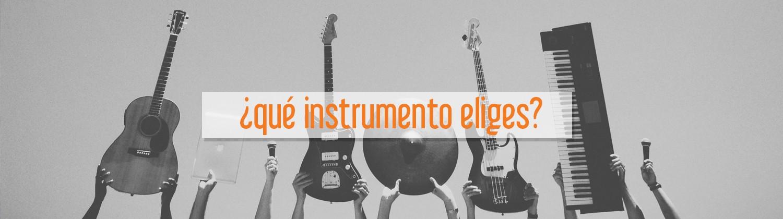 Instrumentos prueba